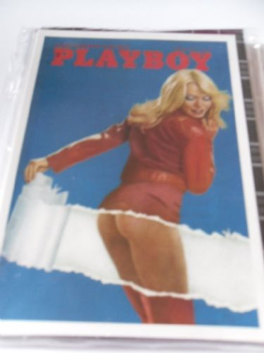 Playboy (Official) Greeting Card (PB6)